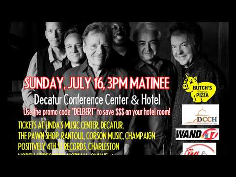 An Afternoon with Delbert McClinton with Special Guests Tommy Castro & The Painkillers
