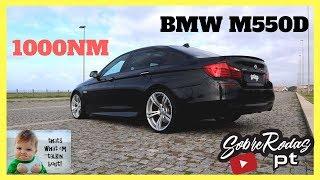 BMW 550D COM 1000Nm  excelente  andamento sem fumo