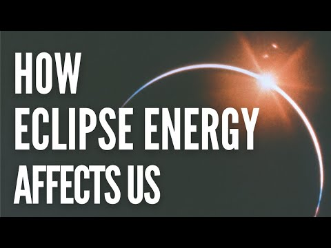 Eclipses & their Energetic Influence on us - Natalia Kuna