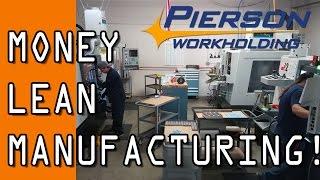 AWESOME Lean Machine Shop Tour: Pierson Workholding!