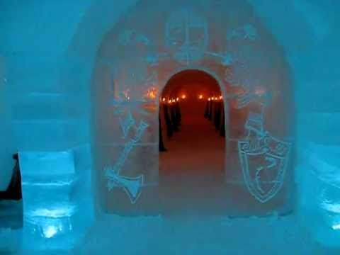 Igloo Hotel Sorrisniva Alta Norway 2012