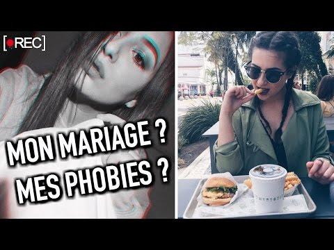 MON MARIAGE ? MES PHOBIES ? JE REPONDS EN LIVE 🔴