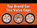 Top Brand Car Tire Valve Caps from Senzeal