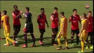 [HIGHLIGHTS] FUTBOL (2aB): Mallorca B - FC Barcelona B (2-3)