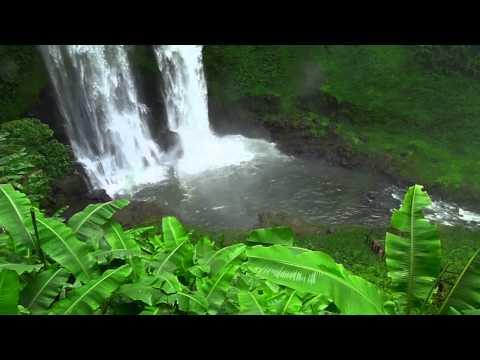 Blacksmith, Waterfalls, Hill Tribe—Pakse, Laos