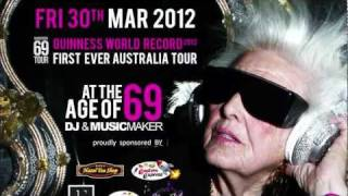 MAMYROCK IN AUSTRALIA MARCH 30TH - WE LOVE MEMORY - BRISBANE