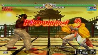 Virtua fighter 4- PS2