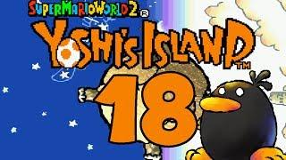 Let's Play Yoshis Island Part 18: Der schwarze Rabe Abroxas