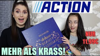 WIR SIND SPRACHLOS !!! 11,99€ ACTION Beauty Adventskalender
