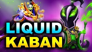 LIQUID vs KABAN - EU SEMI-FINAL - DREAMLEAGUE MAJOR DOTA 2