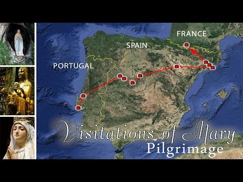 Visitations of Mary Pilgrimage