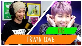 REAGINDO À BTS - Trivia 承: Love RM SOLO Legendado PT-BR