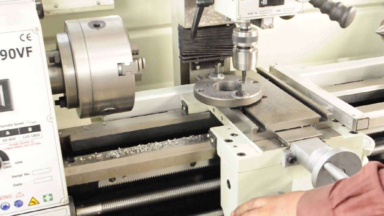 how to add a dro to a lathe