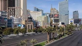 Las Vegas Strip Walk May 2019