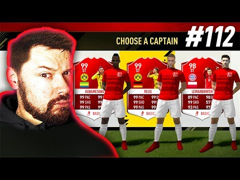FULL BUNDESLIGA DRAFT!! - FIFA 17 Ultimate Team Draft To Glory #112
