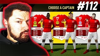 FULL BUNDESLIGA DRAFT!! - FIFA 17 Ultimate Team Draft To Glory #112