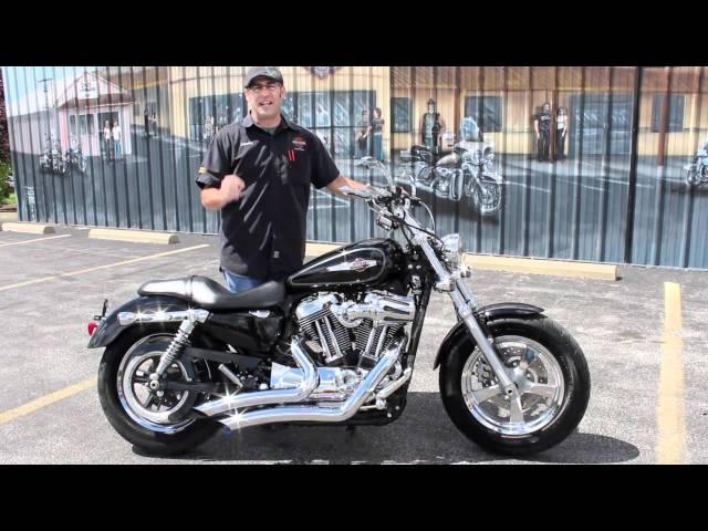 Pre-Owned 2011 Harley-Davidson Sportster 1200 Custom