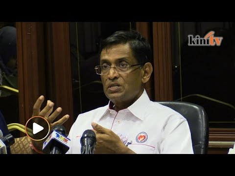 More for Indians under Najib's budget, says Subramaniam