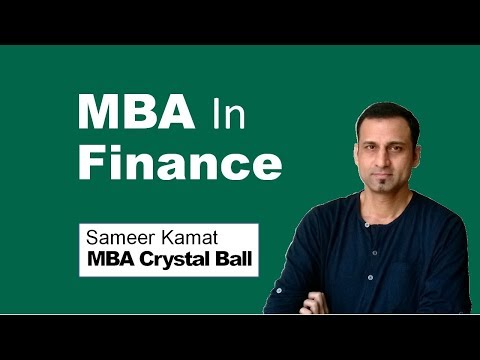 MBA in Finance: Jobs, salary, best programs, interviews, subjects