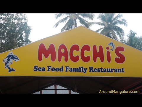 0 - Macchi's Sea Food Restaurant - Tulunada Vanas -Padil