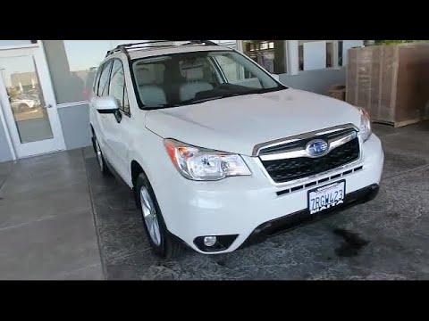 2016 Subaru Forester 2.5i Limited Sacramento  Roseville  Elk Grove  Folsom  Woodland