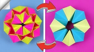 Вироби вироби простий папери іграшка антистрес трансформер