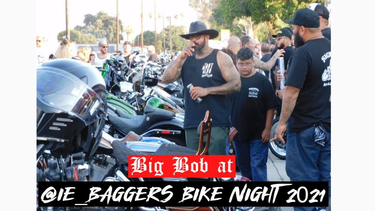 Inland Empire Baggers bike night 2021