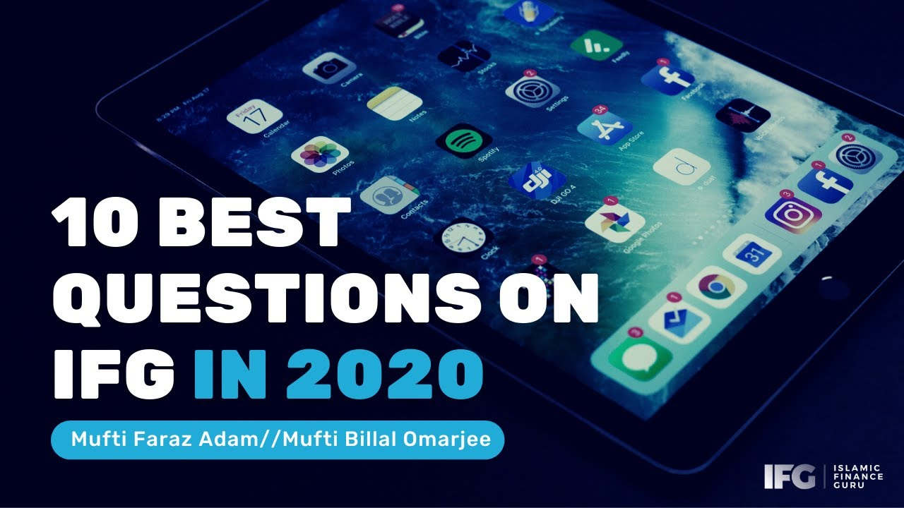 Download Top 10 Questions Asked on IFG in 2020 - Mufti Live Q&A