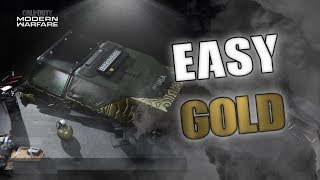 How to get the Gold Riot Shield easily! - Modern Warfare Guide - Tips and Tricks