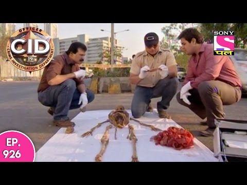 CID - सी आई डी - Episode 926 - 3rd January 2017 thumbnail