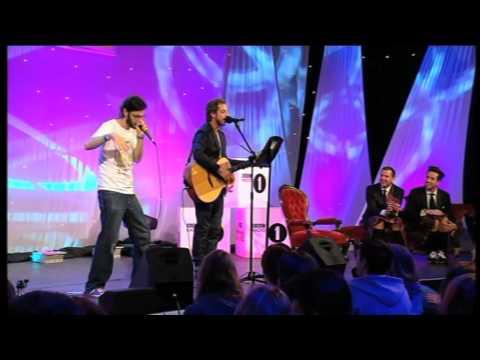 Radio 1's Fun and Filth Cabaret - James Morrison and Shlomo