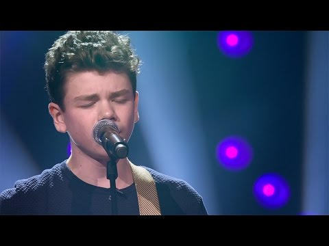 Tim - 'This Town' | Blind Auditions | The Voice Kids | VTM