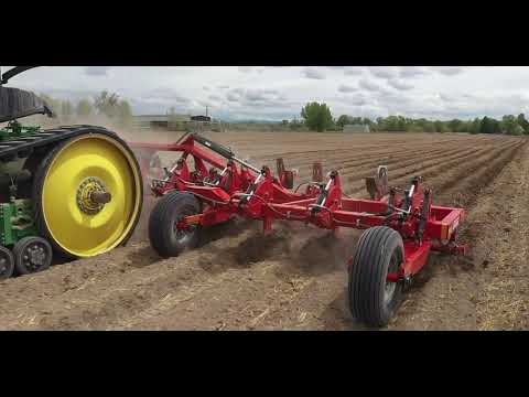 Spudnik Equipment 9412 Cultivator