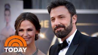 Ben Affleck Back In Rehab After Jennifer Garner Steps In | TODAY