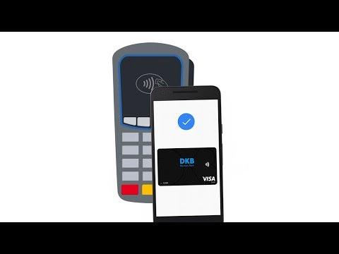Wie bezahle ich mit Google Pay in Geschäften?