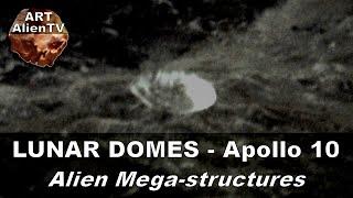 LUNAR DOMES & STRANGE FOG - Apollo 16 - Alien Mega-structures. ArtAlienTV
