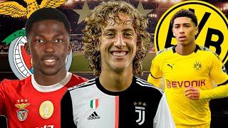 Transferencias Confirmadas ! Rumores 2020! Fabio Silva Juve, Toure Benfica, Jude Bellingham Dortmund