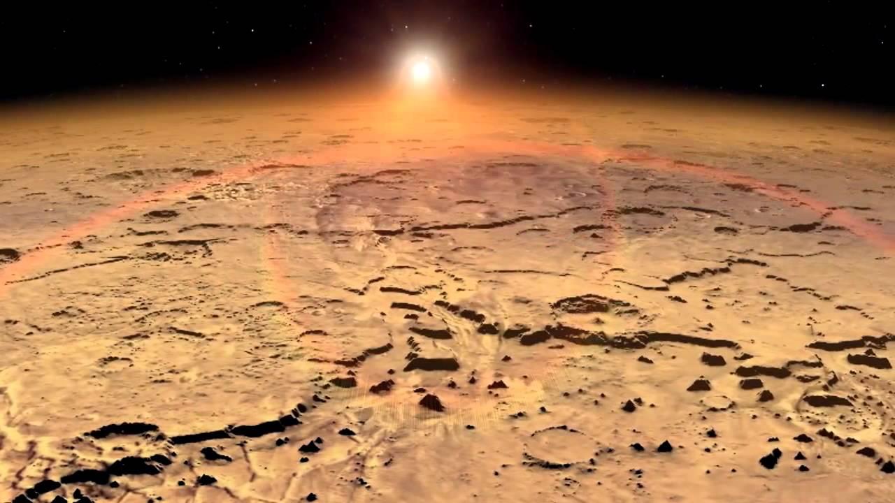 Curiosity Rover Report (April 12, 2013): Mars' Bygone Atmosphere