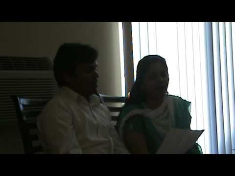 Pravin and Asmita - Charag-o-aaftab ghum