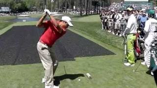 ANDRES ROMERO SLOW MOTION 16TH HOLE MASTERS 2009 YouTube Videos