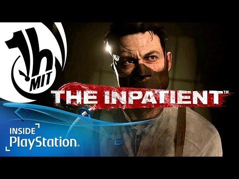 The Inpatient PS VR Gameplay: Horror in der Irrenanstalt | 1 Stunde mit