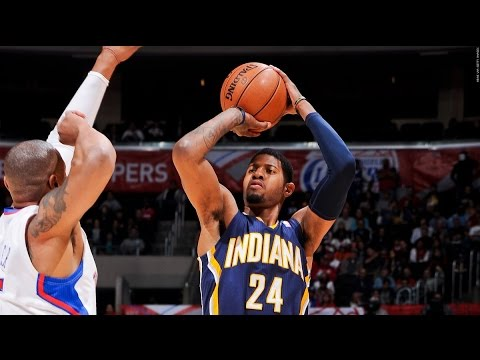 NBA 2K Jump Shot Fixes | Paul George - YouTube