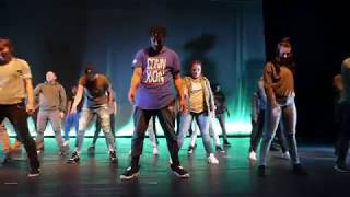 Hip Hop ConnXion Chicago HQ (feat Blu Rhythm Crew) :: THE ONE 2018 Urban Dance Showcase