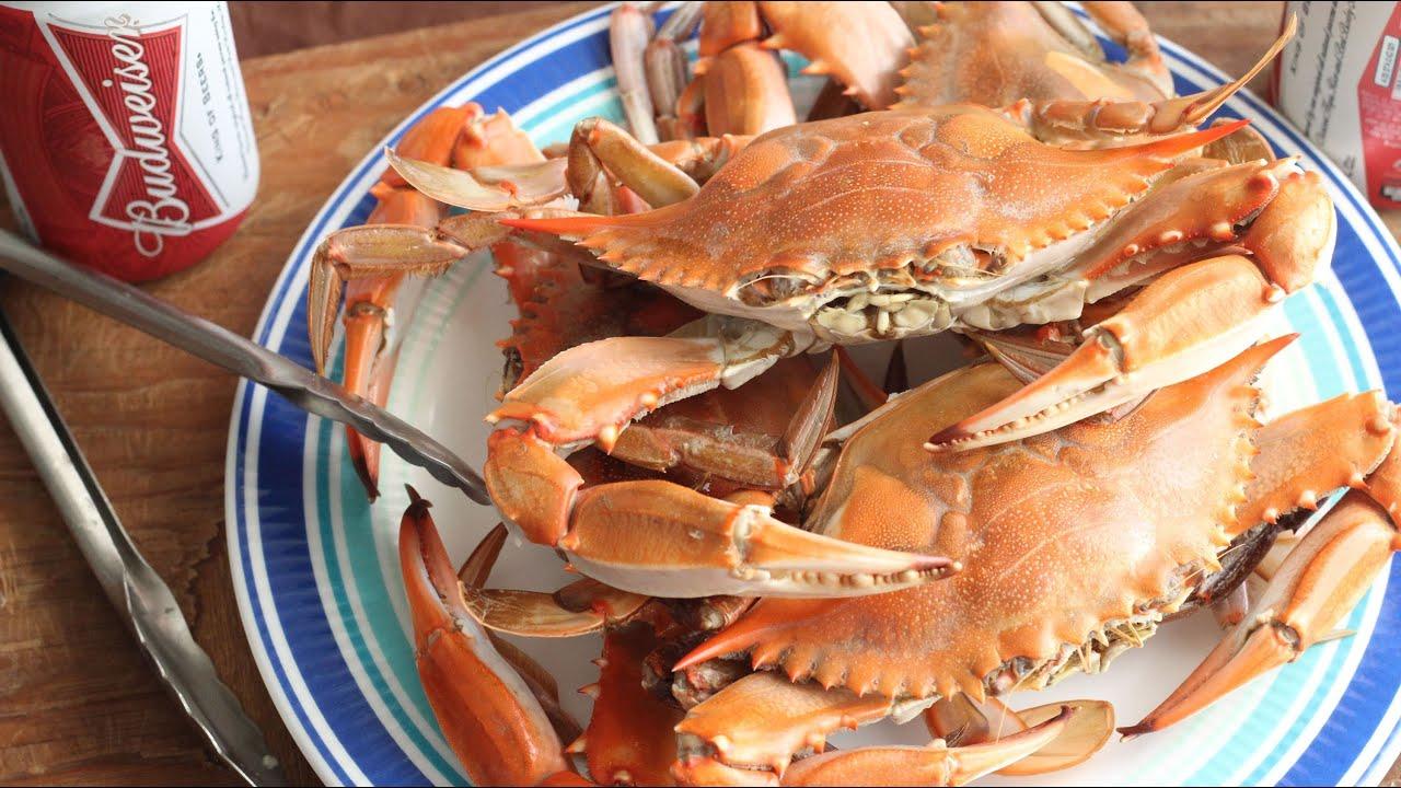 Garlic Steamed Crabs Aip Paleo
