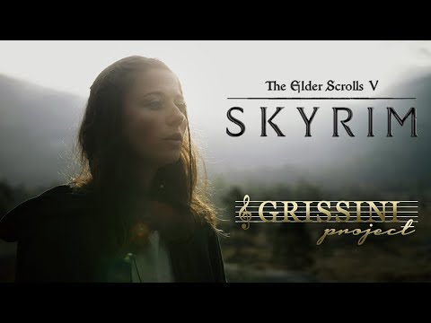 Skyrim - The Dragonborn Comes cover by Grissini Project thumbnail