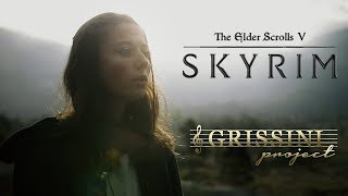 Skyrim - The Dragonborn Comes cover by Grissini Project