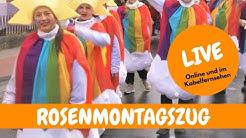 Rosenmontagszug 2020 in Idar-Oberstein