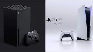 Презентация PS5, мнение, обзор - Некстген XBOX VS PS5