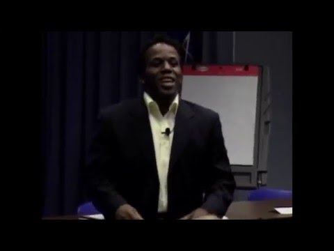 Sean McLeod - Reaching for Higher Ground Consulting - Diversity Training for Executives