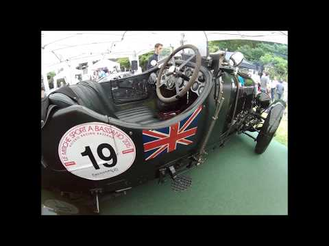 Belgravia Classic Car Show   Selection of Cars on Display   25 Jun 2017